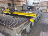 2D Plasma cutter ESAB EAGLE 3000 2005-Photo 2
