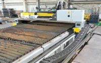 2D Plasma cutter ESAB EAGLE 3000 2005-Photo 3