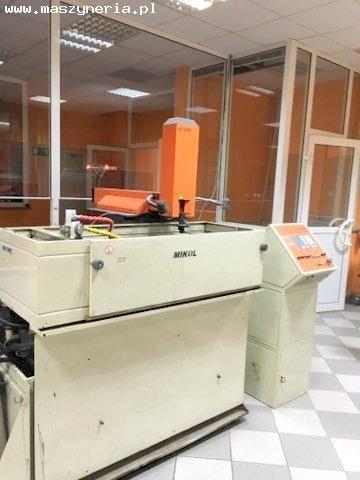 Máquina de electroerosion por penetración ZAP BP 2000 2004