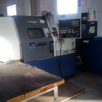 CNC soustruh YCM GT 250A