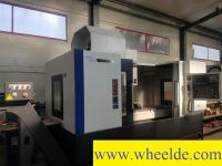 Automatische CNC draaibank AXES HYUNDAI WIA 650 machine c AXES HYUNDAI WIA 650 machine c