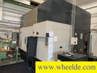 CNC Milling Machine MAZAK VTC 300C mk II Vertical Machining Center ab MAZAK VTC 300C mk II Vertical Machining Center ab