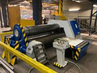 4 Roll Plate Bending Machine ROUNDO PAS 650