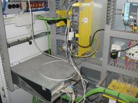 Vertikal CNC Fräszentrum CMS ARES 36/18-NEWPX5 2008-Bild 8