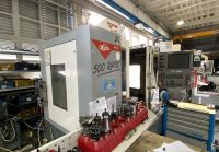 CNC Vertical Machining Center MAS MCV 500 2005-Photo 2