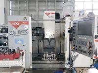 CNC de prelucrare vertical MAS MCV 500