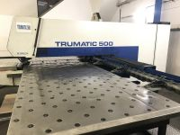 Turret Punch Press TRUMPF TRUMATIC 500 R