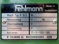 Tischbohrmaschine FEHLMANN P18S 1941-Bild 12