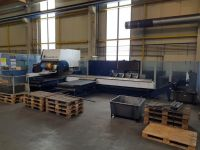 CNC Folding Machine TRUMPF TRULASER TUBE 7000