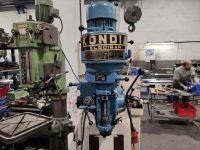 Vertical Milling Machine KONDIA FV1 1980-Photo 4