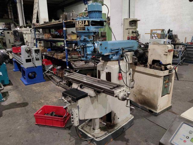 Vertical Milling Machine KONDIA FV1 1980