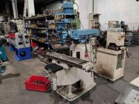 Vertical Milling Machine KONDIA FV1