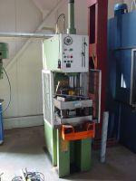Prensa hidráulica tipo C  ME 10
