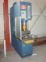 C Frame Hydraulic Press GALFER MED 30