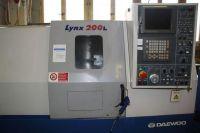 CNC Lathe DAEWOO LYNX 200 LC