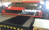 Eccentric Press with bottom drive AMADA VIPROS 368 KING