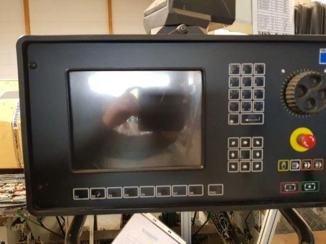 CNC машина за сгъване TRUMPF Truma Bend V 85s 1999