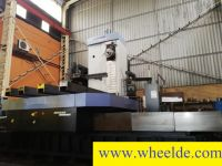 Gear Shaping Machine Horizontal Boring Mill Doosan Horizontal Boring Mill Doosan