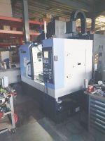 CNC centro de usinagem vertical DOOSAN DNM 400 ALPHA