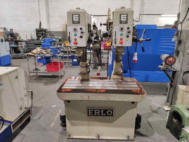 柱立式钻床 ERLO BSR-30 2001