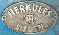 Moedor cilíndrico Herkules Siegen 950 1960-Foto 3