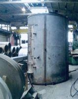 Forno de têmpera Degussa Electric 280 kW 1975-Foto 2