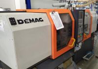 Plastics Injection Molding Machine DEMAG Ergotech 25-80