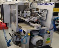 Plastics Injection Molding Machine KRAUSS MAFFEI 30-125 C 2001-Photo 2