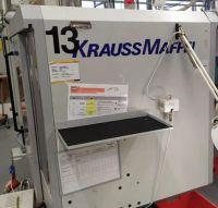 Plastics Injection Molding Machine KRAUSS MAFFEI 30-125 C 2001-Photo 3