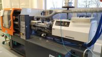 Plastics Injection Molding Machine DEMAG Ergotech Extra 100-310