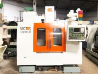 CNC Vertical Machining Center 0906 VICTOR TAIWAN VCENTRE 85 2007-Photo 2