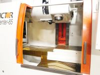 CNC Vertical Machining Center 0906 VICTOR TAIWAN VCENTRE 85 2007-Photo 5