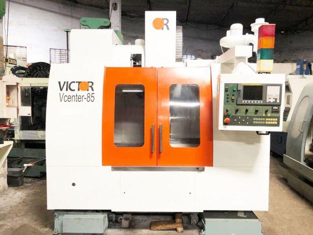 CNC вертикална машинни център 0906 VICTOR TAIWAN VCENTRE 85 2007