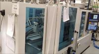 Plastics Injection Molding Machine KRAUSS MAFFEI 80-380 CX