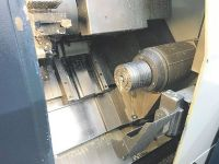 Single Spindle Automatic Lathe SPINNER TC 600-65 SMCY 2011-Photo 4