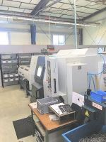 Single Spindle Automatic Lathe SPINNER TC 600-65 SMCY - 6 Achsen