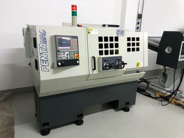 CNC Lathe PENTAMAC QT 500 2013