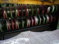 Linea di taglio in strisce Rizzato slitting line RIZZATO 1600 mm. X 3mm.