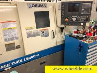 CNC Milling Machine  Okuma Spaceturn LB300-M
