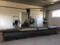 CNC Milling Machine TOS FSQ 80 CNC