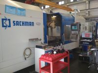 CNC Milling Machine SACHMAN TS10