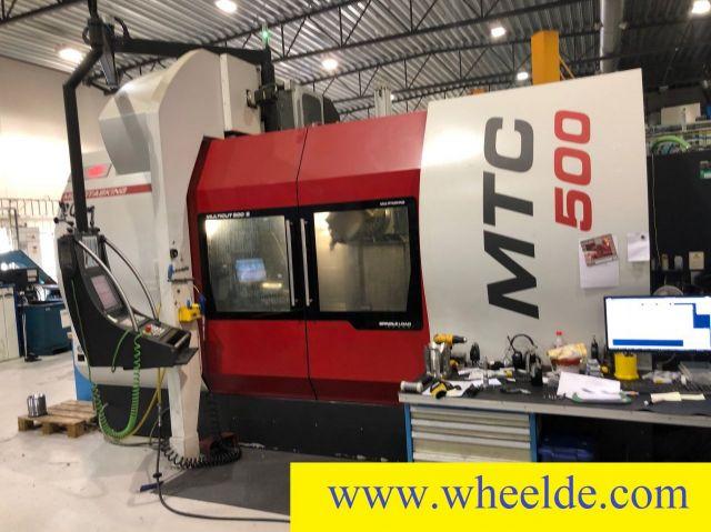 Wire elektrische ontlading machine Multicut MTC 500 Multicut MTC 500 2017