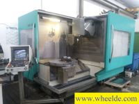 CNC 밀링 머신  DMG DMU 80P Machining center