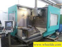 CNC Automatic Lathe DMG DMU 80P DMG DMU 80P