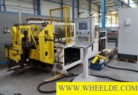 Mașină de îndoit 2 placă role Herber 80 MR bending machine Herber 80 MR bending machine