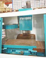 CNC verticaal bewerkingscentrum 0911 FEELER TAIWAN FV-1000 2000-Foto 6