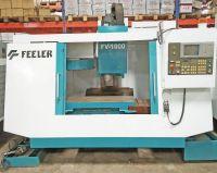 CNC Vertical Machining Center 0911 FEELER TAIWAN FV-1000