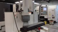 CNC Milling Machine HAAS TM 2