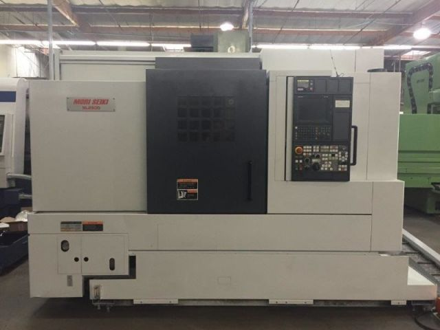 CNC Milling Machine MORI SEIKI NL2500-700 2006
