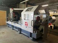 CNC Milling Machine HAAS TL-4 2007-Photo 3